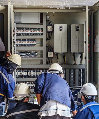 équipement-automatisation-électrique