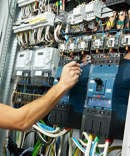 audit électricité industrielle