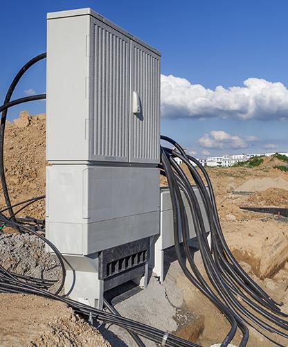 armoire électrique chantier