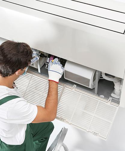 coffret électique centrale frigorifique